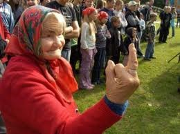 the swearing granny