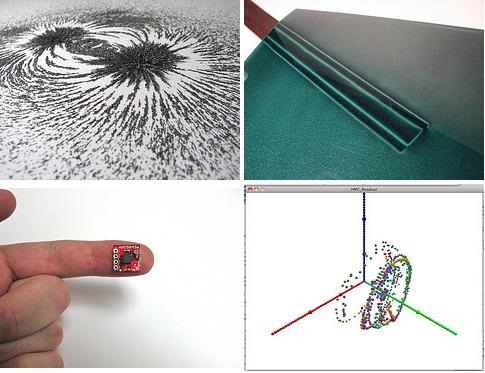 HowTo: See Invisible Magnetic Fields