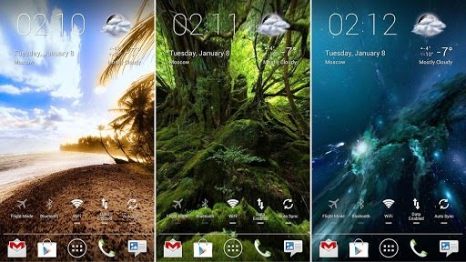 How to Liven Up Your Samsung Galaxy S3's Home Screen with Custom 3D