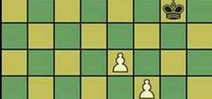 Play your rook versus three pawns in a chess endgame