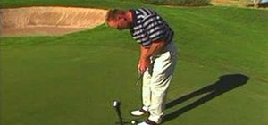 Putt under pressure with an improved putting stroke