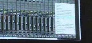 Master recordings with Waveform in SONAR 7