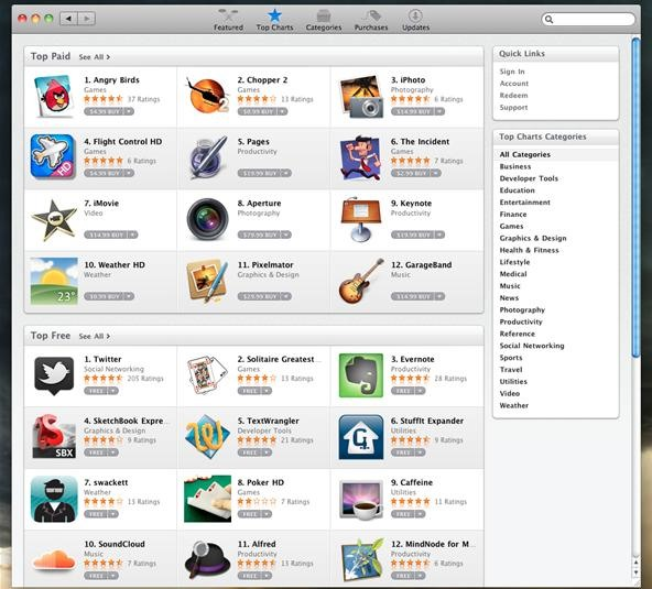 How to Download the Mac App Store in Mac OS X 10 6 6 & Fix