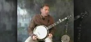 Play Old Joe Clark on the banjo