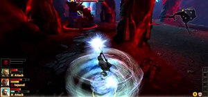 Use a health glitch to beat the Ancient Rock Wraith in Dragon Age 2 easily