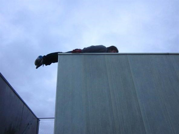 The Lazy Man's Parkour Part II