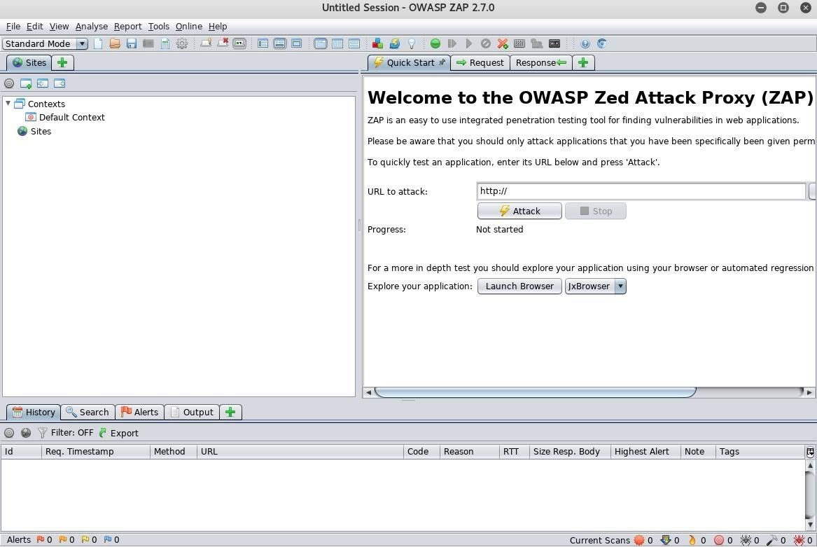 How to Abuse Session Management with OWASP ZAP