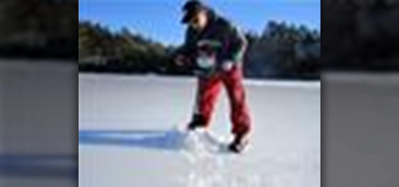 How to go ice fishing in a frozen lake fishing for How to go fishing