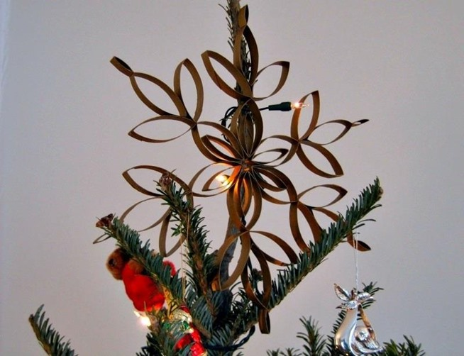 Music Christmas Tree Topper Christmas Tree Topper Out