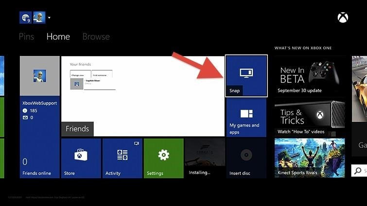 How to Play Games & Apps Simultaneously in Multi-Window Mode on the Xbox One with Snap