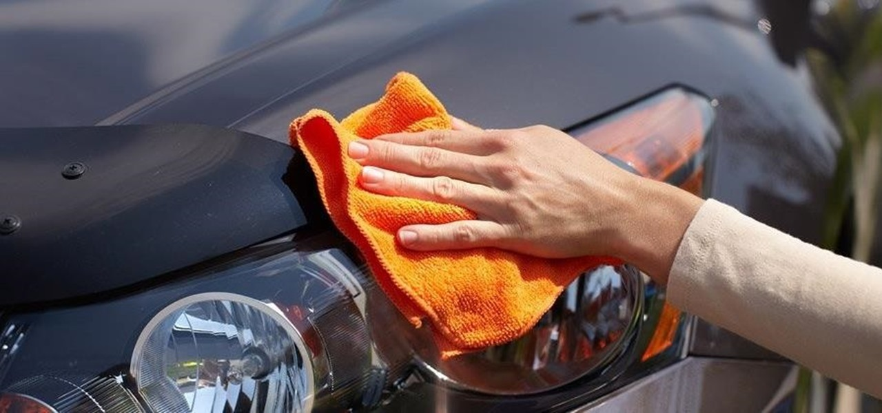 This Hair Care Product Will Keep Water Spots Off Your Car for Good