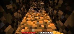 Create a landmine in Minecraft