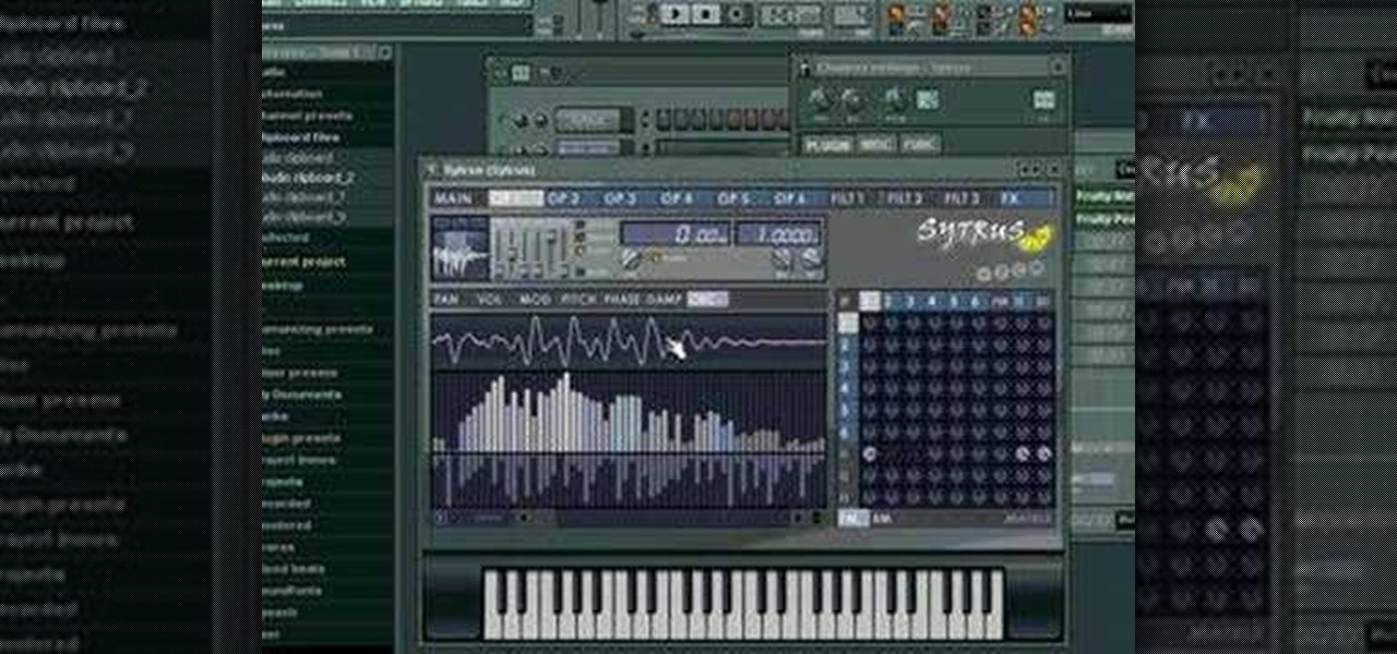Sample Fl Studio