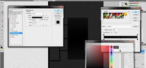 Create YouTube video borders in Adobe Photoshop CS5