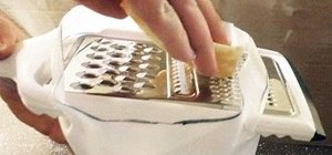 Fuse a Grater and Used Milk Jug into a DIY Shredded Cheese Catcher