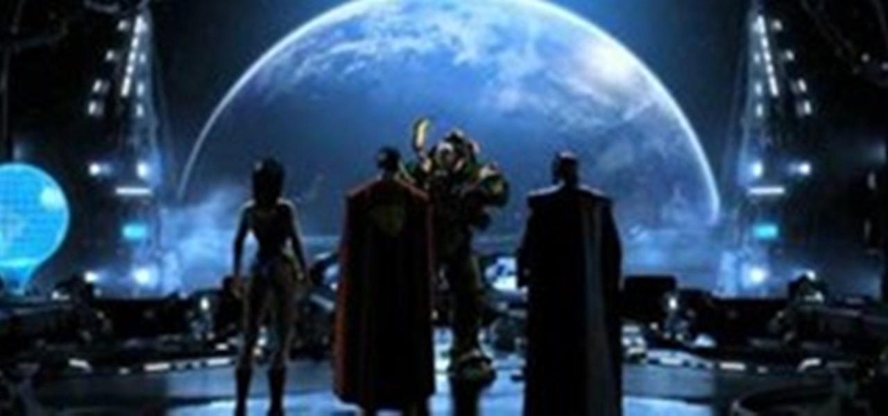 DC Universe Online - Game Trailer HD « Load Save