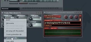 Create a funk guitar wah wah sound in FL Studio