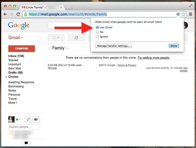 how to search on gmail