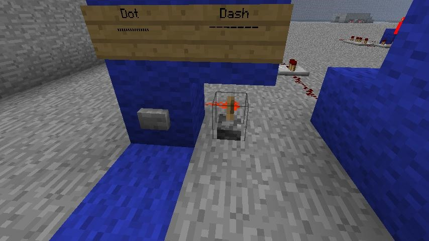 How to Create a Morse Code Telegraph in Minecraft