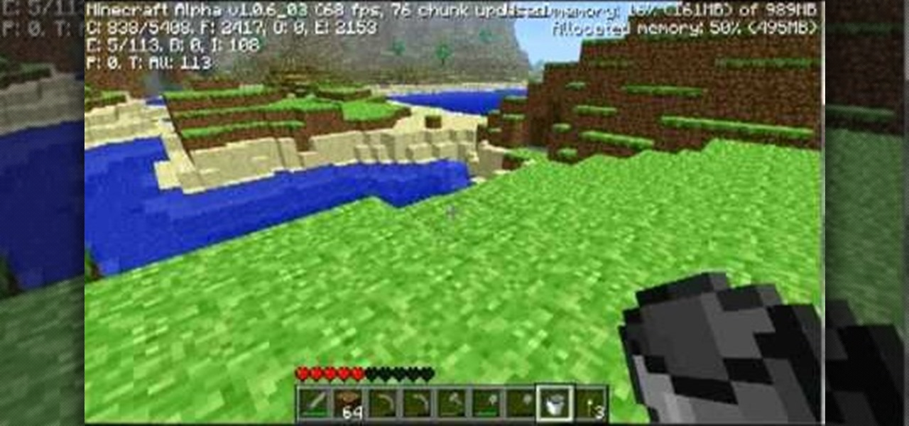 Quick And Easy Traps In Mine Craft