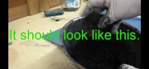 Granulate black powder