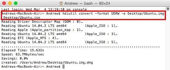 How to Create a Bootable USB Drive for Ubuntu Using Mac or