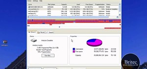 Defragment only specified files & folders on a Windows PC with Defraggler