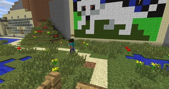 Minecraft: Much to Do About Gardens