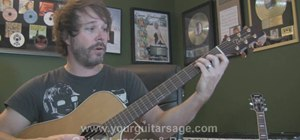 """Play """"Use Somebody"""" by Kings of Leon on guitar"""