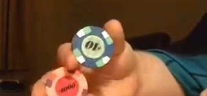 Do a poker chip trick with no name