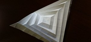 Fold a Unique Paper Sculpture