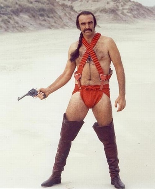 Image result for sean connery zardoz trailer