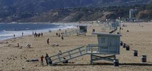 4/17 Beach Cleanup in Santa Monica