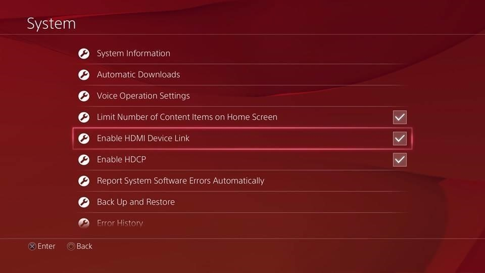 how to find controller setting on ps4
