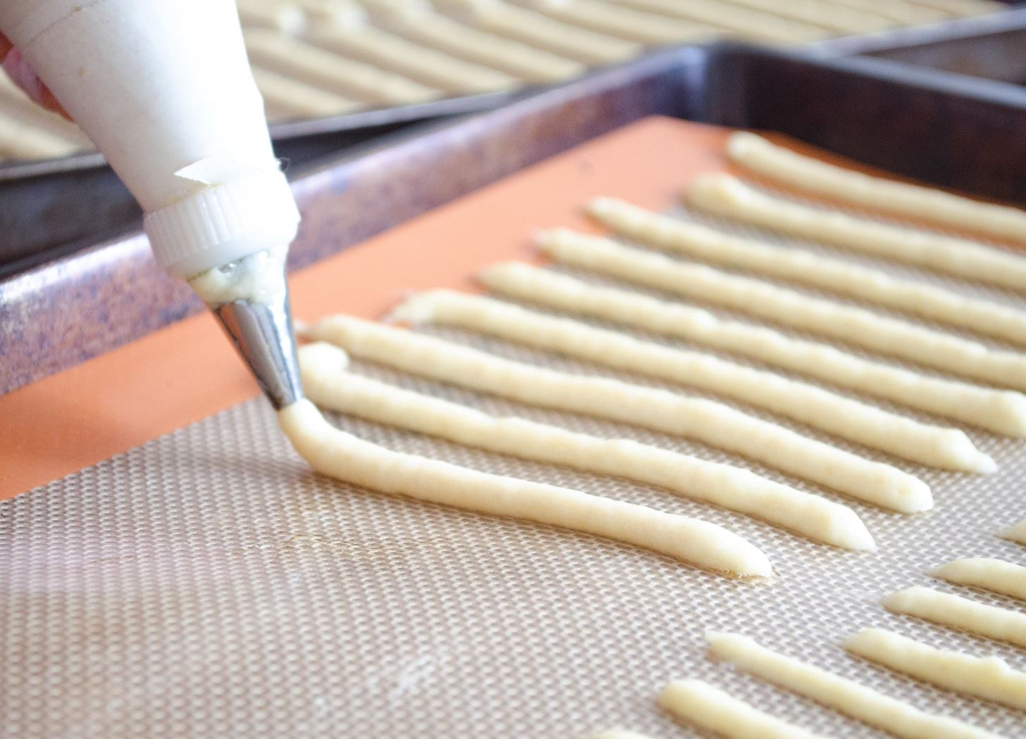 Make Copycat Pocky Sticks in Any Crazy Flavor Combination You Want