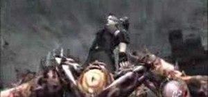 Beat the final boss on Resident Evil 4