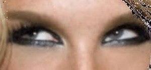 """Get Ke$ha's """"Blah Blah Blah"""" makeup look"""
