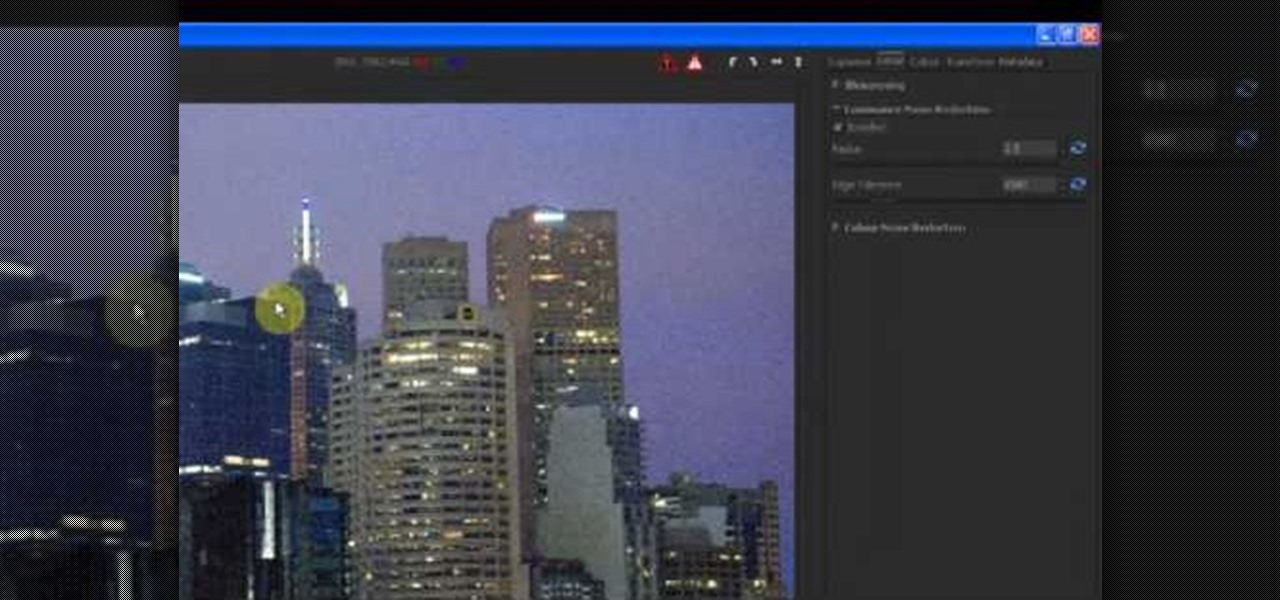 How to Reduce noise in RAW Therapee « Software Tips