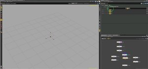 Work with particles in Houdini 10