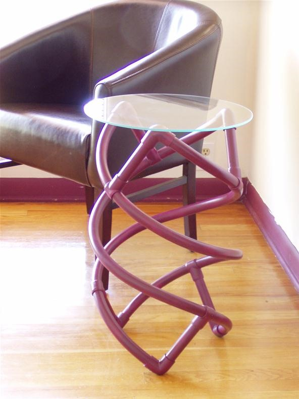 Triple Helix Table