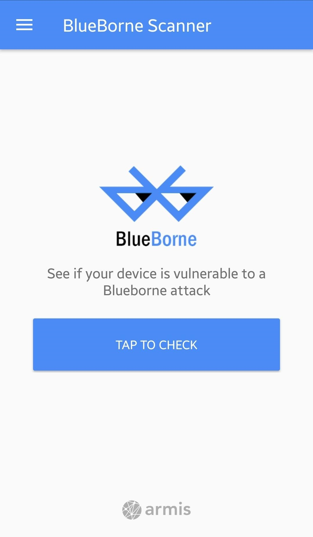 How to Detect BlueBorne Vulnerable Devices & What It Means