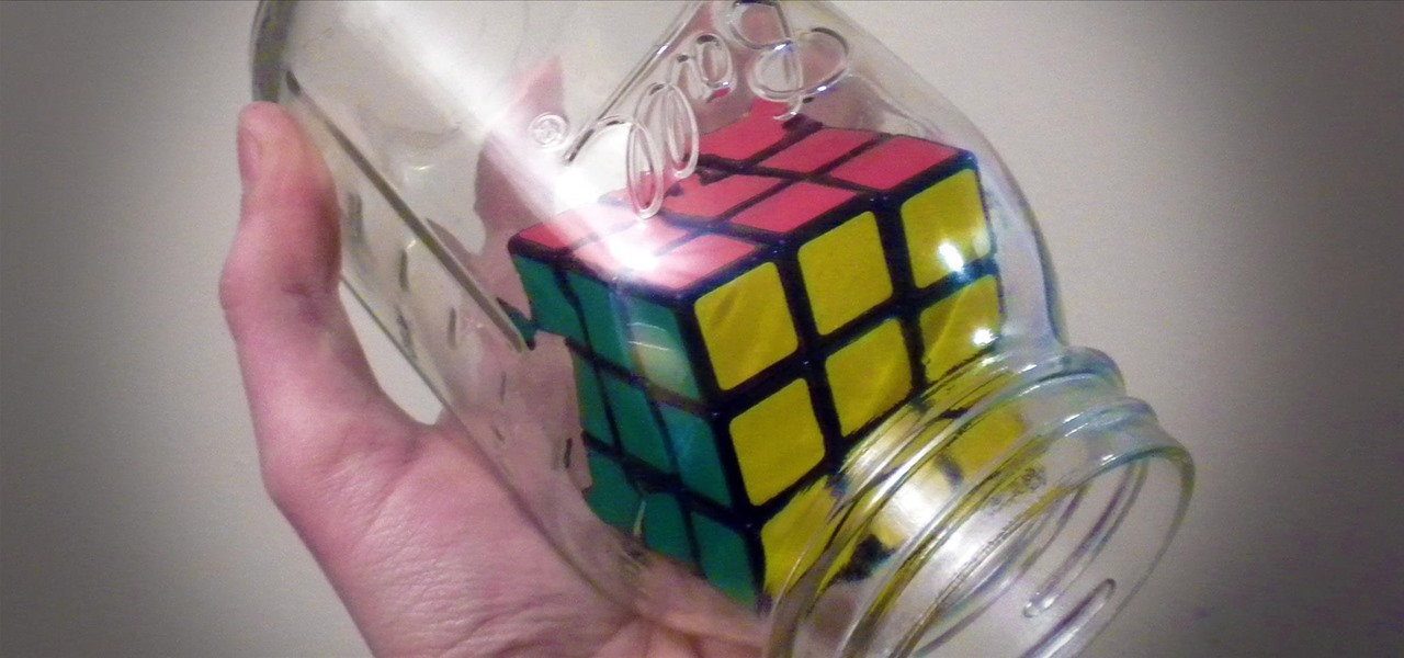 Tick Off Your Friends with a DIY Rubik's Cube Puzzle That's Impossible to Solve