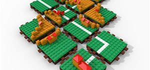 Famous boardgame goes LEGO