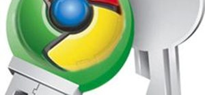 Password Protect Google Chrome with Rohos Mini Drive