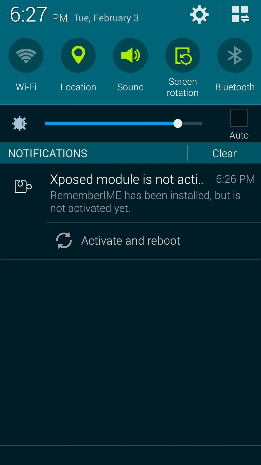 Automatically Change Keyboards for Specific Apps on Android