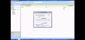Set-up a Hotmail email account in Outlook 2007