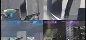 Get above Ivory Tower in Halo 2