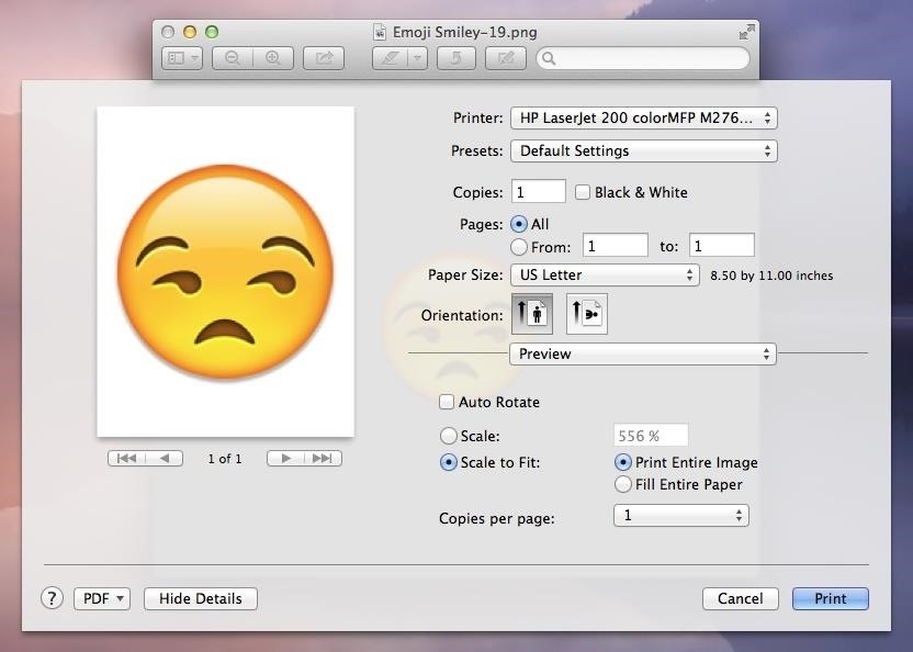 step 2print out your emoji masks props - Print Out Pictures