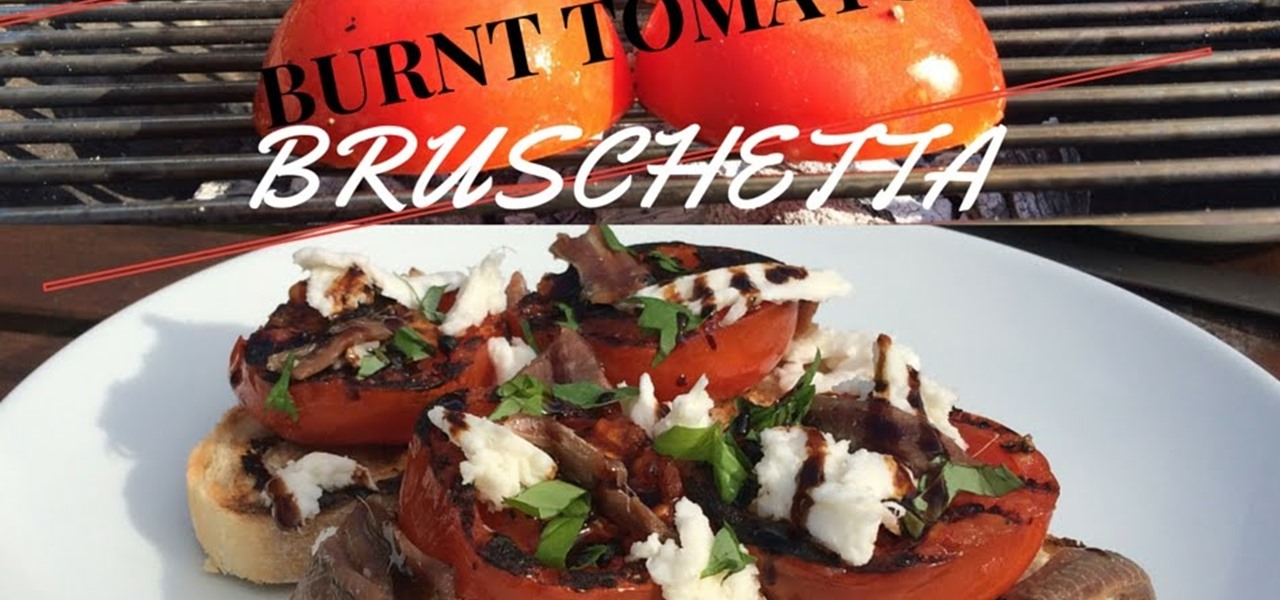 Burn Your Tomatoes and Make an Amazing Dish!