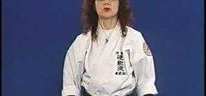 Execute 6th kyu requirements for Pwang Gai Noon Ryu